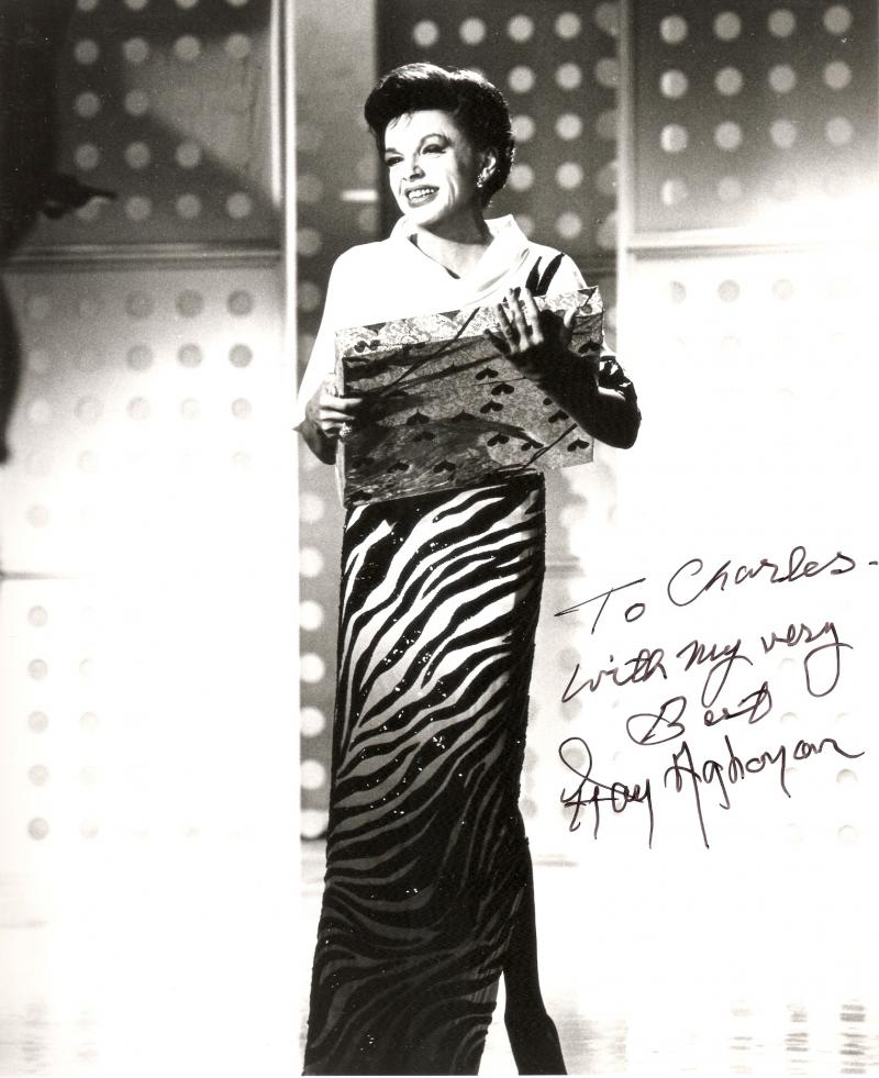 JUDY GARLAND COSTUMES, STAGE AND TV WARDROBE - Home